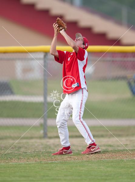 2011-04-08 Baseball Varsity Lamar @ Bellaire NO HITTER
