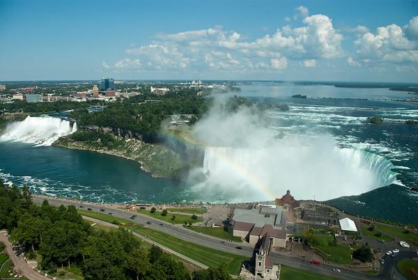 Niagara Falls Aug 2009