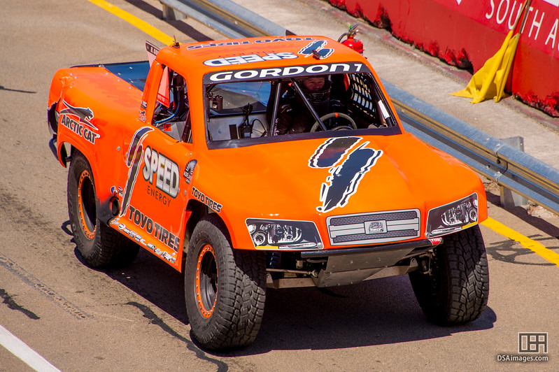 Robby Gordon (USA)