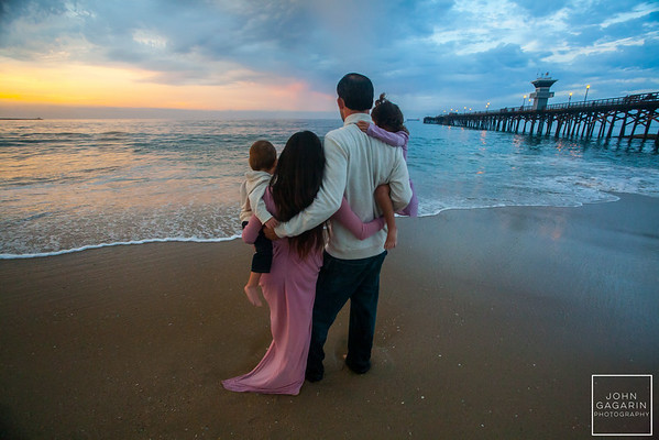Enos Family Beach Session Preview 10.23.2016