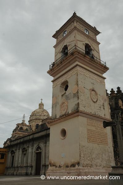 Iglesia de la Merced - Granada, Nicaragua