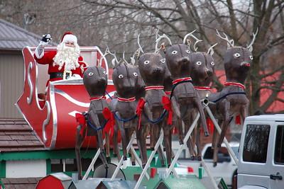 2019 Aylmer Santa Claus Parade