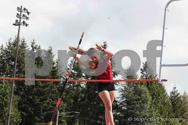 2018-04-21 Eason Invitational - pole vault