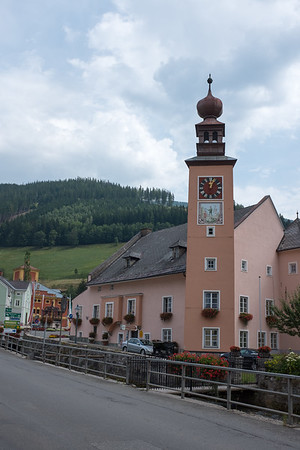 Van Prabichl naar Vordernberg
