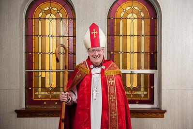 Ron Jackson's Consecration