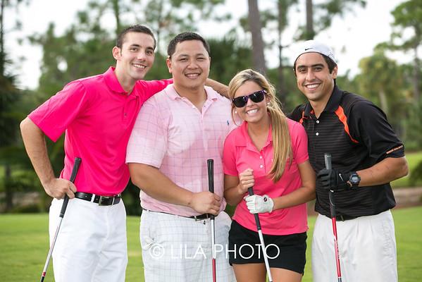 Team Member Golf Scramble 2013