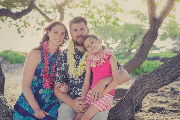 The Preston Family