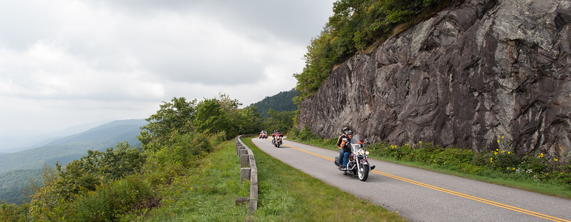 Cycling In The Smokies
