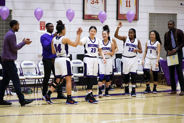 2018.2.10 Varsity Basketball