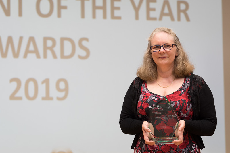 Overall Winner - Placement of the Year Awards 2019