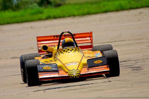 SCCA Racing - August 2002