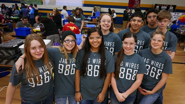 Guthrie Robotics - Regional Championships