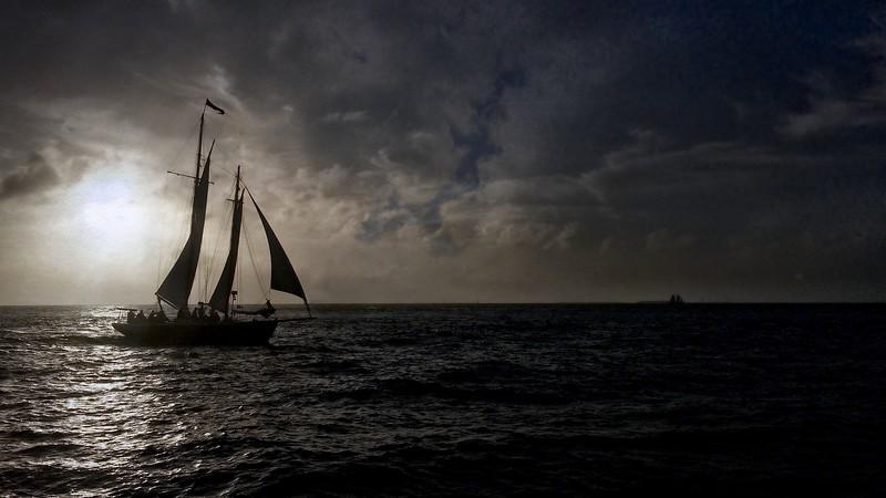 Sunset Sailing Key West