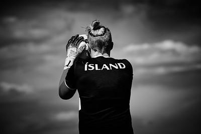 Ísland - N-Írland - 4. mars 2020 - Pinatar Cup