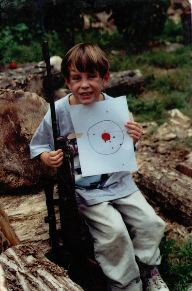 Aric Childhood Pics Virginia