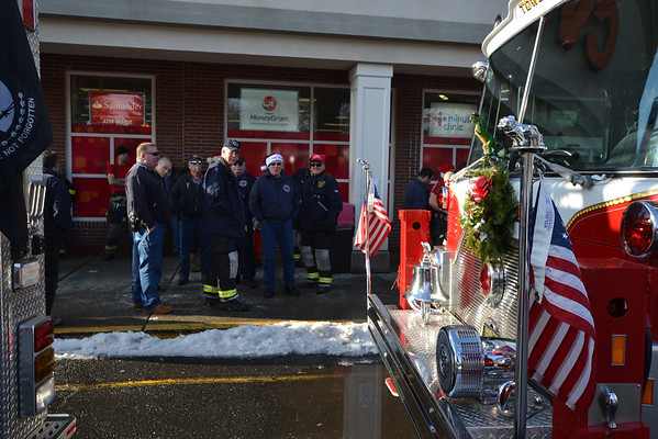 12/15/13 - New Milford, NJ - Annual Toys For Tots 2013