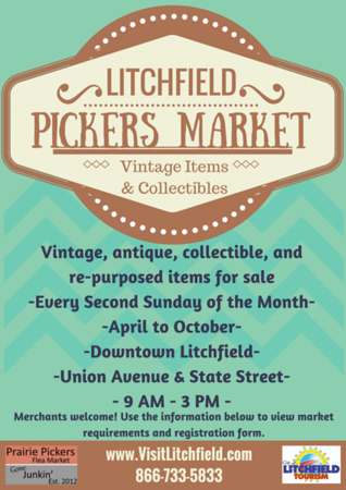 Litchfield Pickers Market