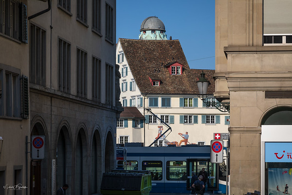 Morning in Zurich