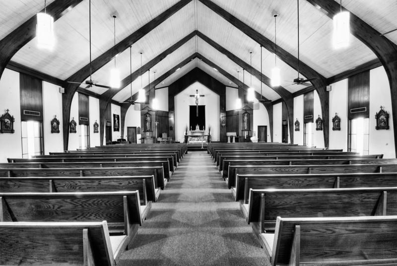 St. Mary In Frydek Texas