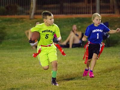 ProDay Football 7:15 Game 3