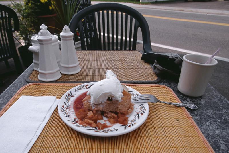 Dessert - Route Verte #5, Deschambault