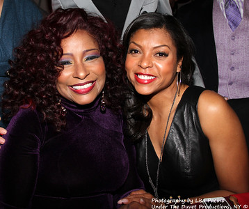 CHAKA KHAN'S PRIVATE BIRTHDAY DINNER BASH at EVR, New York, March 26, 2013 with stellar guest list. MORE PHOTOS TO FOLLOW of Guests & OF CHAKA. Photography by Celebrity Press Photographer Lisa Pacino.