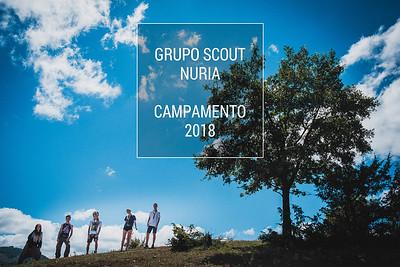 Campamento 2018 - Grupo Scout Nuria