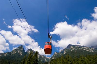 Bucegi Mountains, Busteni, Romania