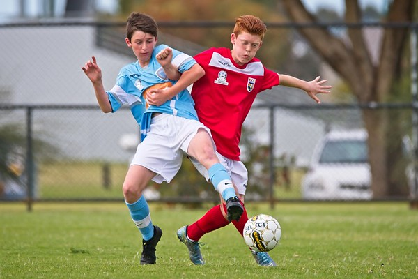 U12's ECU Joondalup v Perth SC