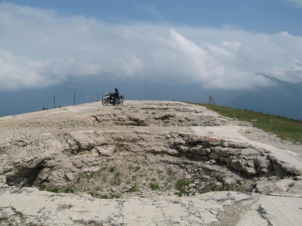Fort Pramand, voorfort op Monte Jafferau