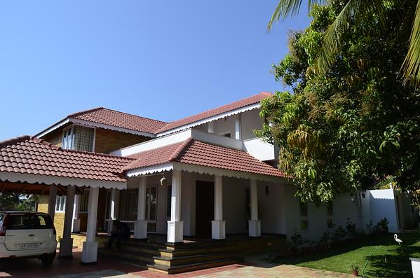 Badhravathi Residence