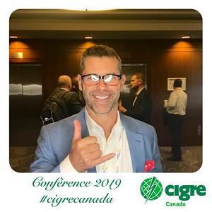 Conférence 2019 #CigreCanada