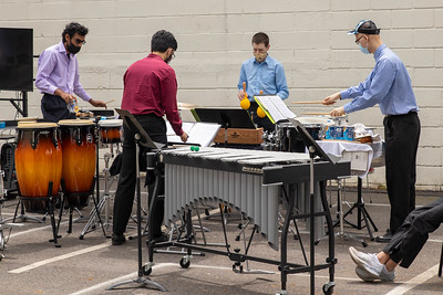 16 May Percussion Concert