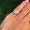 0.78ct Round Brilliant Diamond Bridal Set by Cartier 34