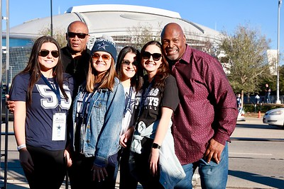 2019 Seahawks at Cowboys Tailgate