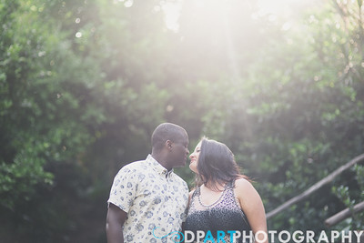 Louisa & Alistair Pre Wedding