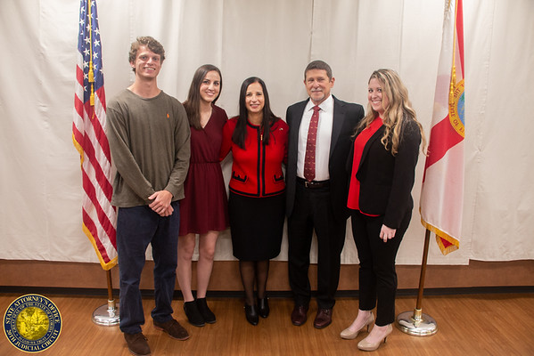Amira Fox Inauguration State Attorney
