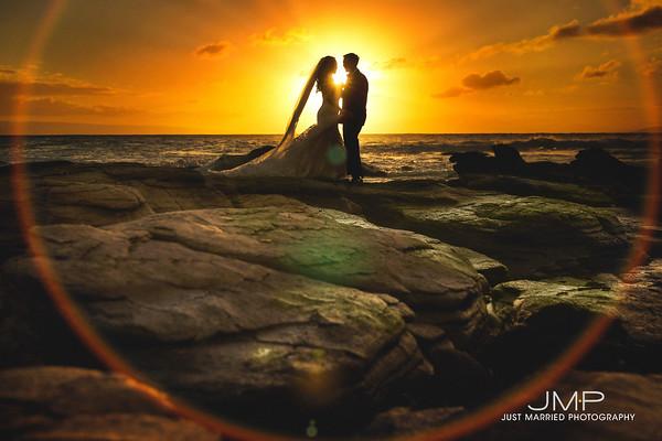 Julie + Aaron Destination Wedding