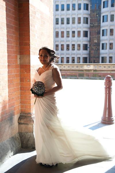 Wedding at St P