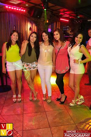 7-7-16 Vivo Lounge Latin Thursdays