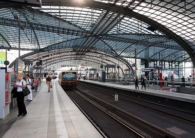 Munich, Wednesday June 30 - Train, Nymphenburg, Downtown