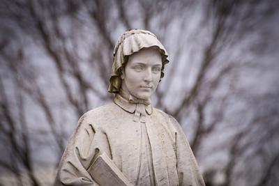 Visit to St Elizabeth Ann Seton Emmitsburg MD Nov 22 2013