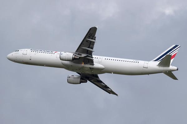 F-GMZC - Airbus A321-111