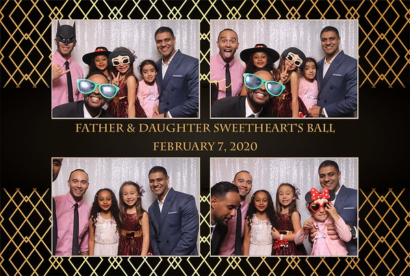 Father-Daughter Sweetheart Dance