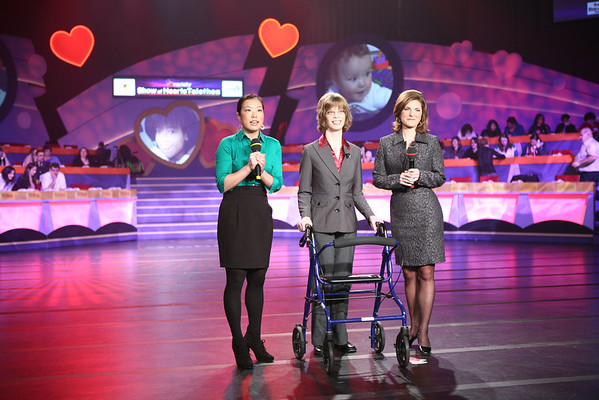 Variety Show of Hearts Telethon 2011