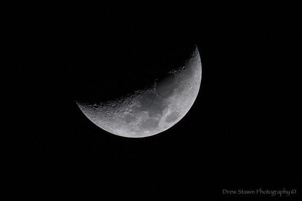 The Moon - 2018