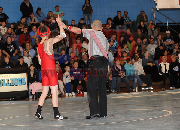 Wheatmore vs Trinity Wrestling