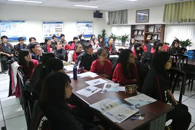 20141212 文華高中參訪