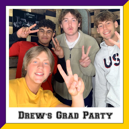 Drew's Grad Party