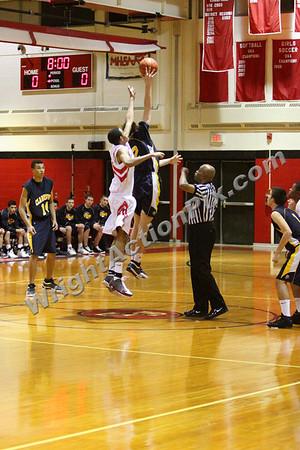 2009 01 10 Varsity Basketball Game vs. Southfield Lathrup